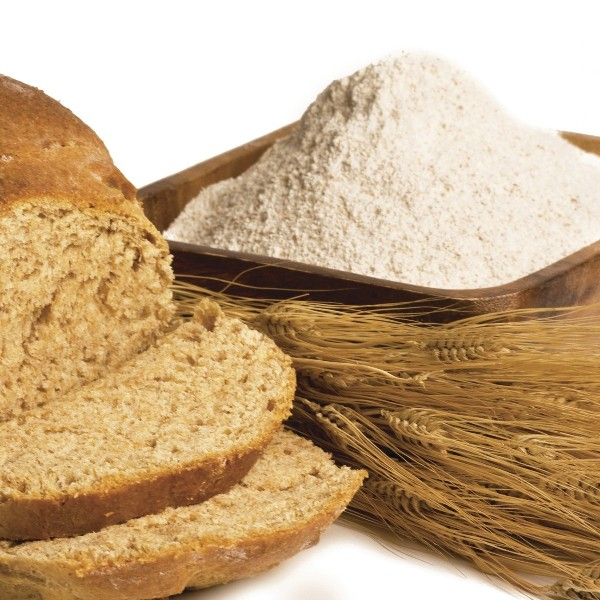 Organic Sprouted Whole Grain Wheat Flour 25lb Essential