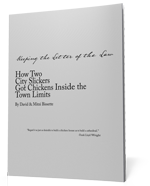 Urban Chicken eBook
