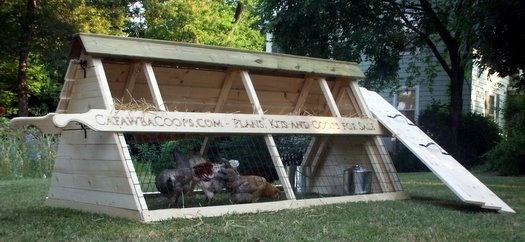 Charmant Catawba ConvertiCoops   Urbane Coop Plans For Urban Chickens
